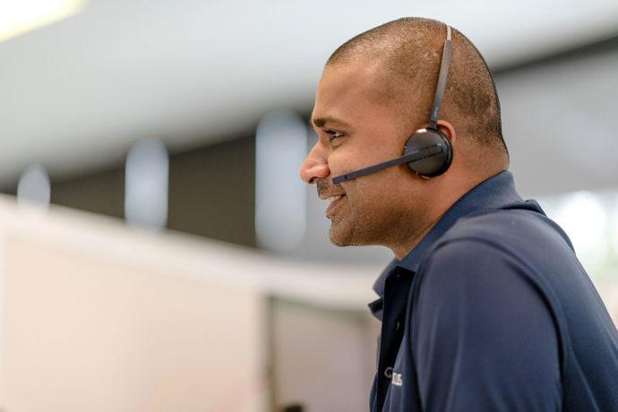 Managed-telephony