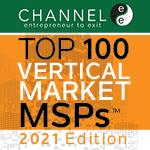 Top 100 Vertical Market MSPs 2021
